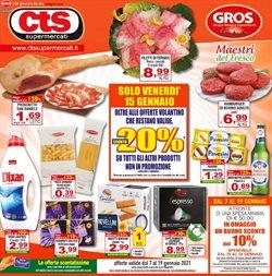 Offerte di Granoro a CTS Supermercati