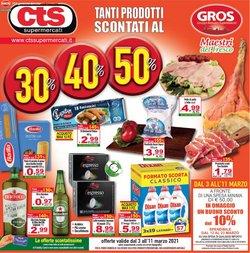 Catalogo CTS Supermercati ( Pubblicato ieri )