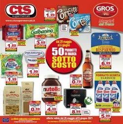 Offerte di CTS Supermercati nella volantino di CTS Supermercati ( Scaduto)