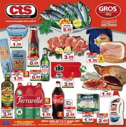 Offerte di CTS Supermercati nella volantino di CTS Supermercati ( Per altri 3 giorni)