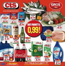Offerte di CTS Supermercati nella volantino di CTS Supermercati ( Per altri 4 giorni)