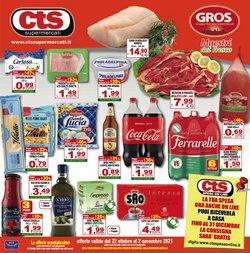 Catalogo CTS Supermercati ( Pubblicato oggi)