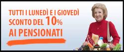 Offerte di CTS Supermercati nella volantino di Roma