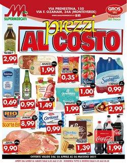 Offerte di Natale nella volantino di MA Supermercati ( Scade oggi)