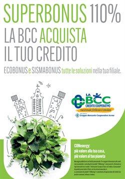 Offerte Banche e Assicurazioni nella volantino di LA BCC ravennate, forlivese e imolese a Bologna ( 3  gg pubblicati )