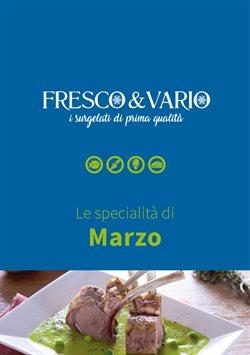 Catalogo FRESCO & VARIO ( Scaduto )
