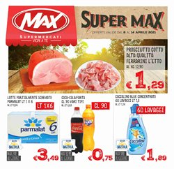 Catalogo Max Supermercati ( Scade domani )