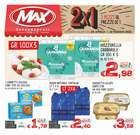 Offerte Iper Supermercati nella volantino di Max Supermercati a Palermo ( Per altri 6 giorni )