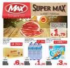 Catalogo Max Supermercati ( Pubblicato oggi )