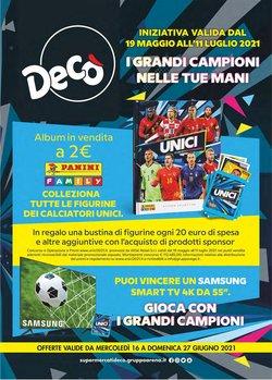 Catalogo Deco Maxistore Gruppo Arena ( Pubblicato oggi)