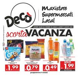 Catalogo Deco Maxistore Gruppo Arena ( Per altri 7 giorni)