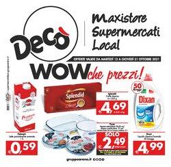 Catalogo Deco Supermercati Gruppo Arena ( Per altri 3 giorni)