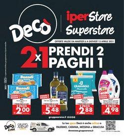Catalogo Deco Superstore Gruppo Arena ( Scade domani )