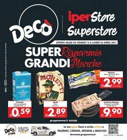 Catalogo Deco Superstore Gruppo Arena ( 2  gg pubblicati )