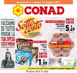 Offerte di Iper Supermercati nella volantino di Conad Adriatico ( Scade oggi)
