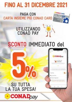 Offerte di Iper Supermercati nella volantino di Conad Adriatico ( Più di un mese)