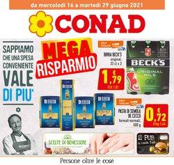 Offerte di Iper Supermercati nella volantino di Conad Adriatico ( Per altri 8 giorni)