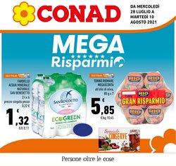 Offerte di Conad Adriatico nella volantino di Conad Adriatico ( Pubblicato ieri)