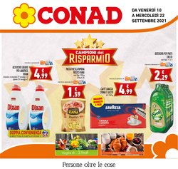 Offerte di Iper Supermercati nella volantino di Conad Adriatico ( Per altri 3 giorni)