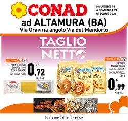 Offerte di Iper Supermercati nella volantino di Conad Adriatico ( Per altri 4 giorni)
