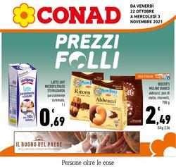 Offerte di Iper Supermercati nella volantino di Conad Adriatico ( Per altri 7 giorni)