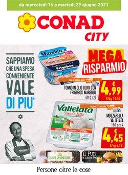 Offerte di Iper Supermercati nella volantino di Conad City Adriatico ( Per altri 5 giorni)