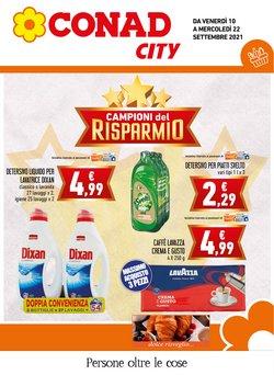 Offerte di Iper Supermercati nella volantino di Conad City Adriatico ( Per altri 2 giorni)