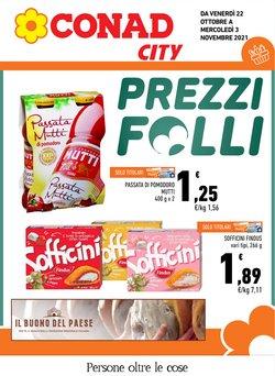 Offerte di Iper Supermercati nella volantino di Conad City Adriatico ( Per altri 7 giorni)