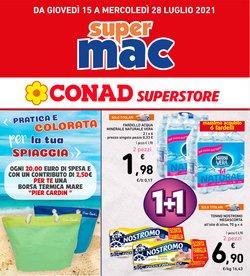 Offerte di Iper Supermercati nella volantino di Conad Superstore Adriatico ( Scade oggi)