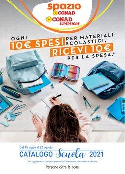 Offerte di Iper Supermercati nella volantino di Conad Superstore Adriatico ( Per altri 29 giorni)