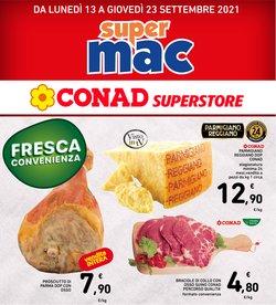 Offerte di Iper Supermercati nella volantino di Conad Superstore Adriatico ( Per altri 6 giorni)