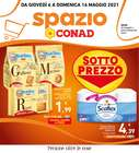 Offerte Iper Supermercati nella volantino di Spazio Conad Adriatico a Ancona ( Scade domani )