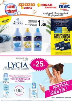 Offerte di Iper Supermercati nella volantino di Spazio Conad Adriatico ( Per altri 15 giorni)