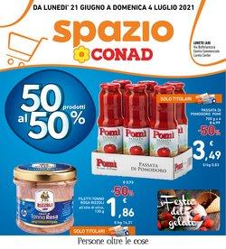 Offerte di Iper Supermercati nella volantino di Spazio Conad Adriatico ( Per altri 13 giorni)