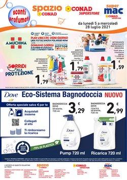 Offerte di Spazio Conad Adriatico nella volantino di Spazio Conad Adriatico ( Scade oggi)