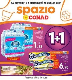 Offerte di Iper Supermercati nella volantino di Spazio Conad Adriatico ( Scade oggi)