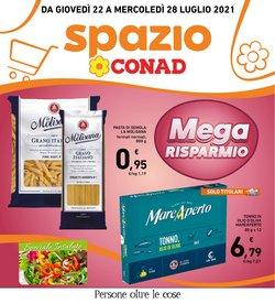 Offerte di Iper Supermercati nella volantino di Spazio Conad Adriatico ( Per altri 4 giorni)