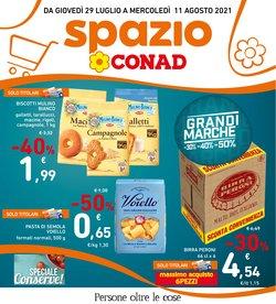 Offerte di Iper Supermercati nella volantino di Spazio Conad Adriatico ( Per altri 6 giorni)