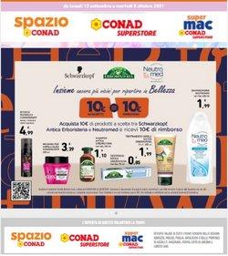 Offerte di Iper Supermercati nella volantino di Spazio Conad Adriatico ( Pubblicato oggi)
