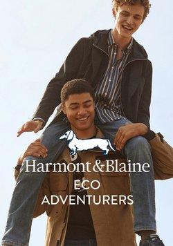 Offerte di Harmont & Blaine Boutique nella volantino di Harmont & Blaine Boutique ( Per altri 8 giorni)