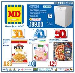 Catalogo MD Discount a Castelfranco Veneto ( Scaduto )