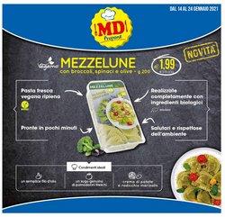 Offerte di Pasta fresca a MD Discount