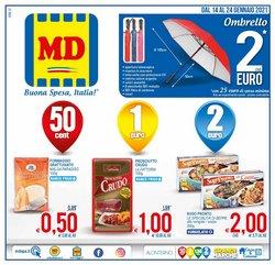 Catalogo MD Discount a Desenzano del Garda ( 3  gg pubblicati )