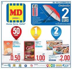 Offerte Discount nella volantino di MD Discount a Afragola ( Per altri 4 giorni )