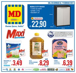 Catalogo MD Discount a Castelfranco Veneto ( Pubblicato oggi )