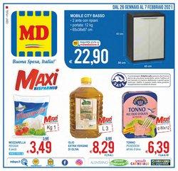 Offerte Discount nella volantino di MD Discount a Altamura ( 2  gg pubblicati )