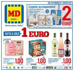 Offerte Discount nella volantino di MD Discount a Thiene ( 3  gg pubblicati )
