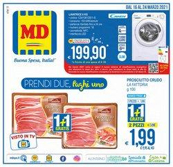 Catalogo MD Discount a Milano ( Scaduto )
