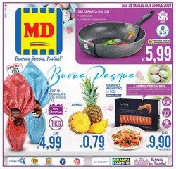 Offerte di MD Discount nella volantino di MD Discount ( Scaduto)