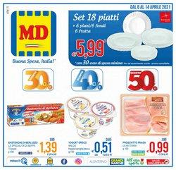 Catalogo MD Discount a Milano ( Scade domani )